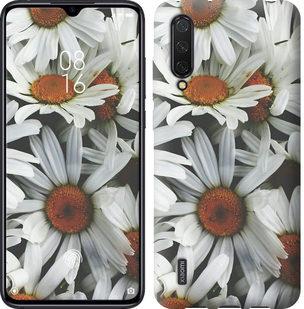Чехол на Xiaomi Mi CC9 Ромашки v2