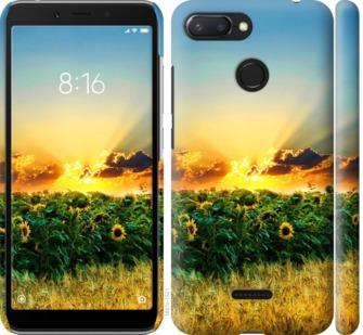 Чехол на Xiaomi Redmi 6 Украина