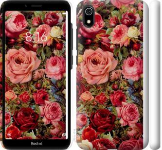 Чехол на Xiaomi Redmi 7A Цветущие розы