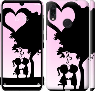 Чехол на Xiaomi Redmi Note 7 Искренняя любовь