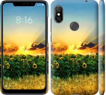 Чехол на Xiaomi Redmi Note 6 Pro Украина