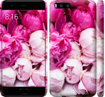 Чехол на Xiaomi Mi6 Розовые пионы