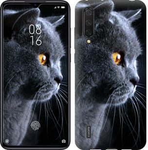 Чехол на Xiaomi Mi CC9 Красивый кот