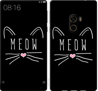 Чехол на Xiaomi Mi MiX 2 Kitty