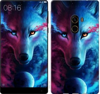 Чехол на Xiaomi Mi MiX 2 Арт-волк