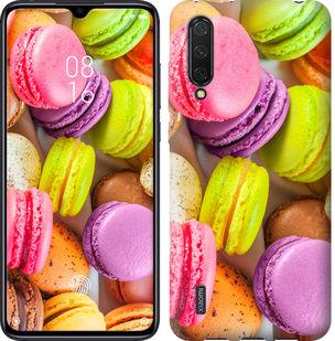 Чехол на Xiaomi Mi CC9 Макаруны