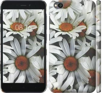 Чехол на Xiaomi Redmi Go Ромашки v2
