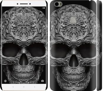 Чехол на Xiaomi Mi Max skull-ornament