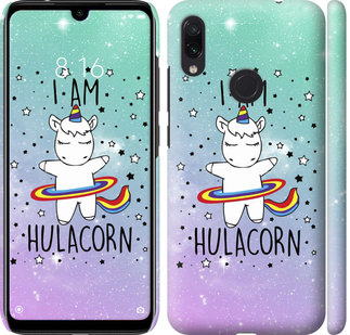 Чехол на Xiaomi Redmi Note 7 Im hulacorn