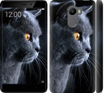 Чехол на Xiaomi Redmi 4 Красивый кот