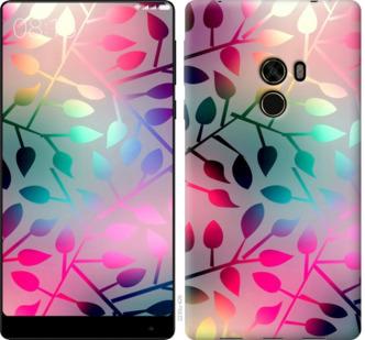 Чехол на Xiaomi Mi MiX Листья