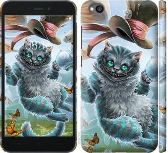 Чехол на Xiaomi Redmi Go Чеширский кот 2