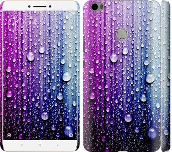 Чехол на Xiaomi Mi Max Капли воды