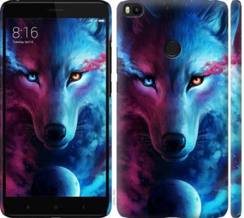 Чехол на Xiaomi Mi Max 2 Арт-волк