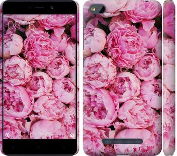 Чехол на Xiaomi RedMi 4A Пионы v3