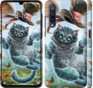 Чехол на Xiaomi Mi A3 Чеширский кот 2