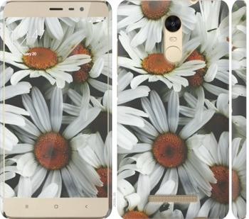 Чехол на Xiaomi Redmi Note 3 Ромашки v2