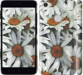 Чехол на Xiaomi Redmi Note 5A Prime Ромашки v2