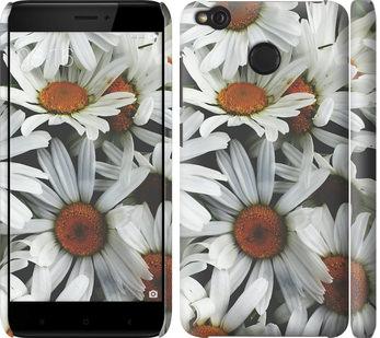 Чехол на Xiaomi Redmi 4X Ромашки v2