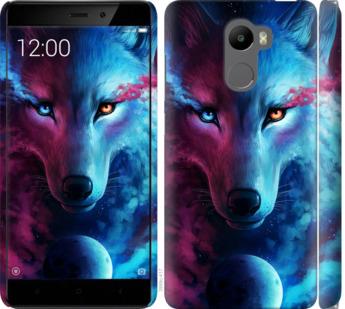 Чехол на Xiaomi Redmi 4 Арт-волк