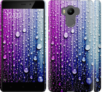 Чехол на Xiaomi Redmi 4 pro Капли воды