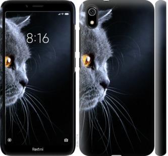 Чехол на Xiaomi Redmi 7A Красивый кот