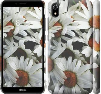 Чехол на Xiaomi Redmi 7A Ромашки v2