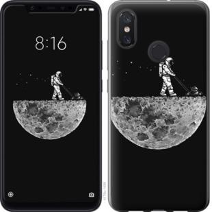 Чехол на Xiaomi Mi8 Moon in dark