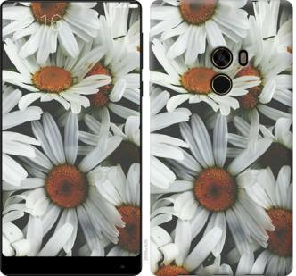 Чехол на Xiaomi Mi MiX Ромашки v2