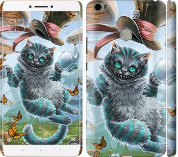 Чехол на Xiaomi Mi Max Чеширский кот 2
