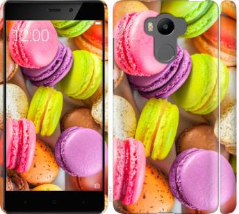 Чехол на Xiaomi Redmi 4 pro Макаруны