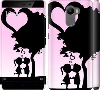 Чехол на Xiaomi Redmi 4 Искренняя любовь