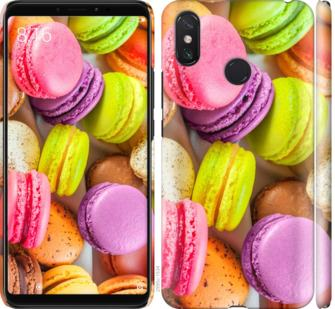 Чехол на Xiaomi Mi Max 3 Макаруны
