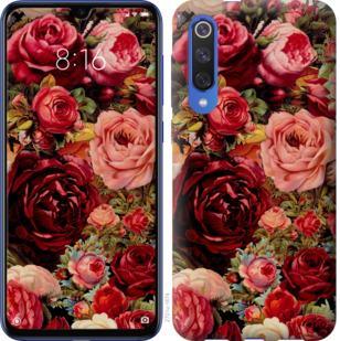 Чехол на Xiaomi Mi 9 SE Цветущие розы