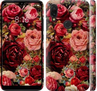 Чехол на Xiaomi Redmi 7 Цветущие розы