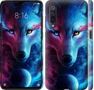 Чехол на Xiaomi Mi A3 Арт-волк