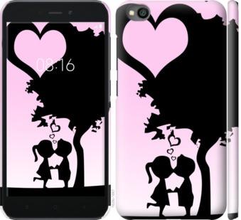 Чехол на Xiaomi Redmi Go Искренняя любовь
