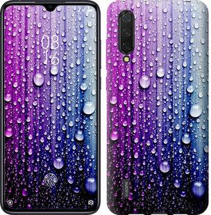 Чехол на Xiaomi Mi CC9 Капли воды