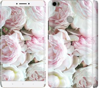Чехол на Xiaomi Mi Max Пионы v2