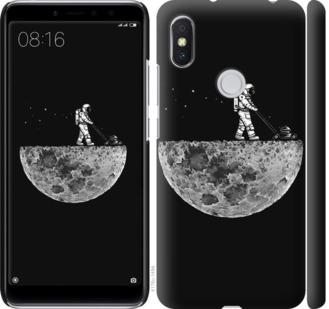 Чехол на Xiaomi Redmi S2 Moon in dark