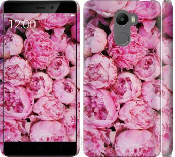 Чехол на Xiaomi Redmi 4 Пионы v3