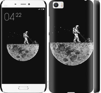 Чехол на Xiaomi Mi5 Moon in dark