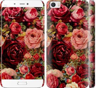 Чехол на Xiaomi Mi5 Цветущие розы