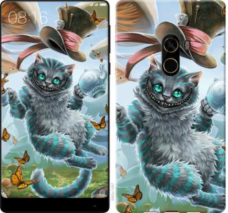 Чехол на Xiaomi Mi MiX 2 Чеширский кот 2