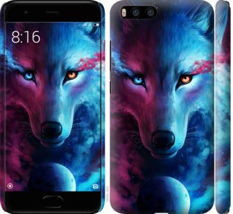 Чехол на Xiaomi Mi6 Арт-волк