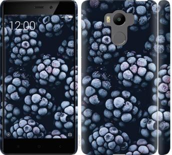 Чехол на Xiaomi Redmi 4 pro Морозная ежевика