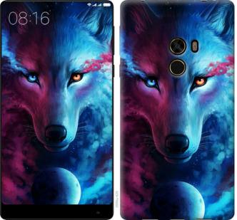 Чехол на Xiaomi Mi MiX Арт-волк