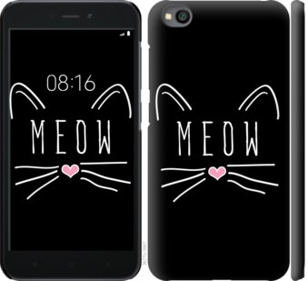 Чехол на Xiaomi Redmi Go Kitty