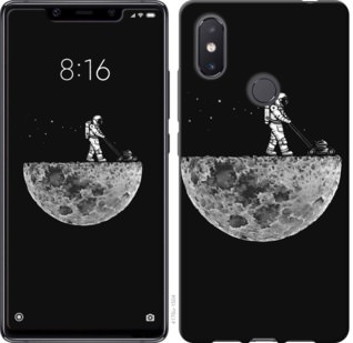 Чехол на Xiaomi Mi8 SE Moon in dark