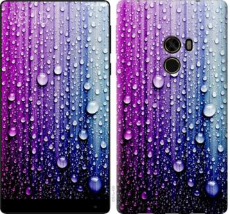 Чехол на Xiaomi Mi MiX Капли воды